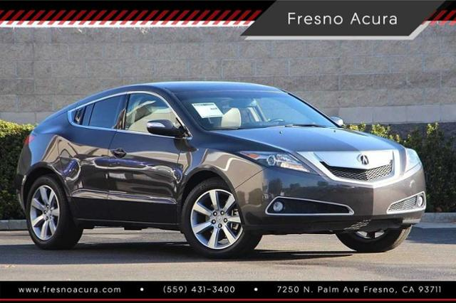PreOwned Acura ZDX AWD Dr Tech Pkg Sport Utility In Fresno - Acura crossover zdx