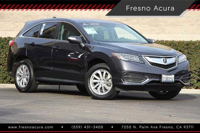 Pre-Owned 2016 Acura RDX FWD 4dr Tech Pkg