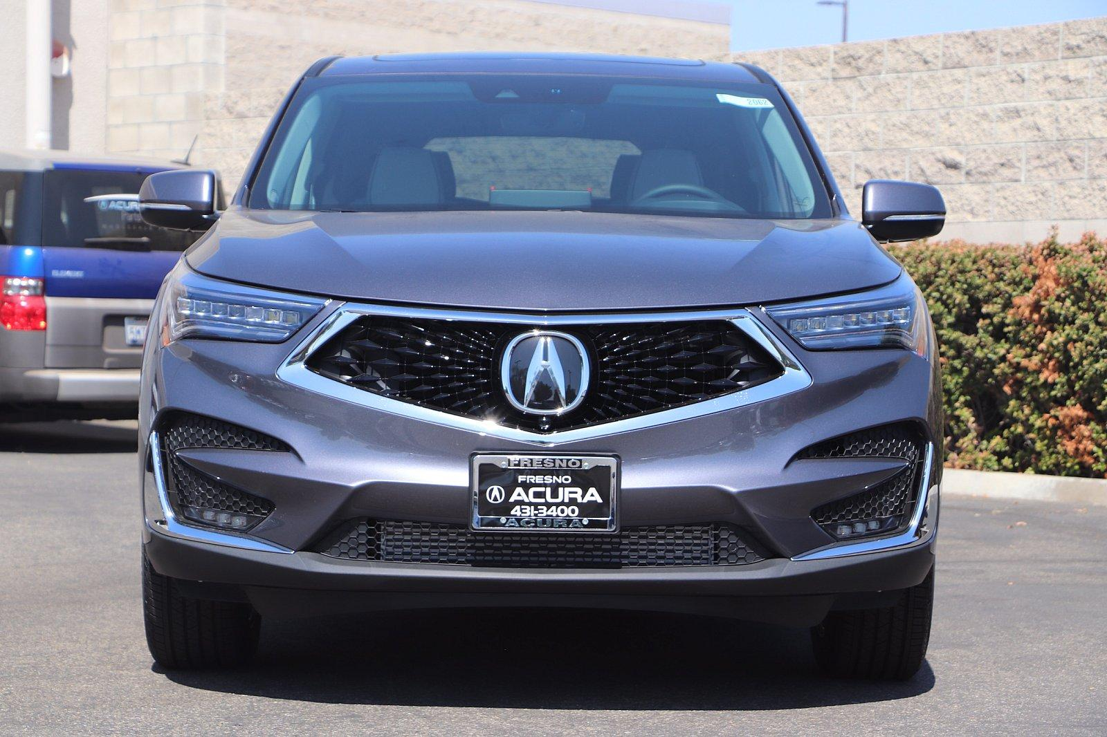 New 2020 Acura RDX with Advance Package Sport Utility in ...