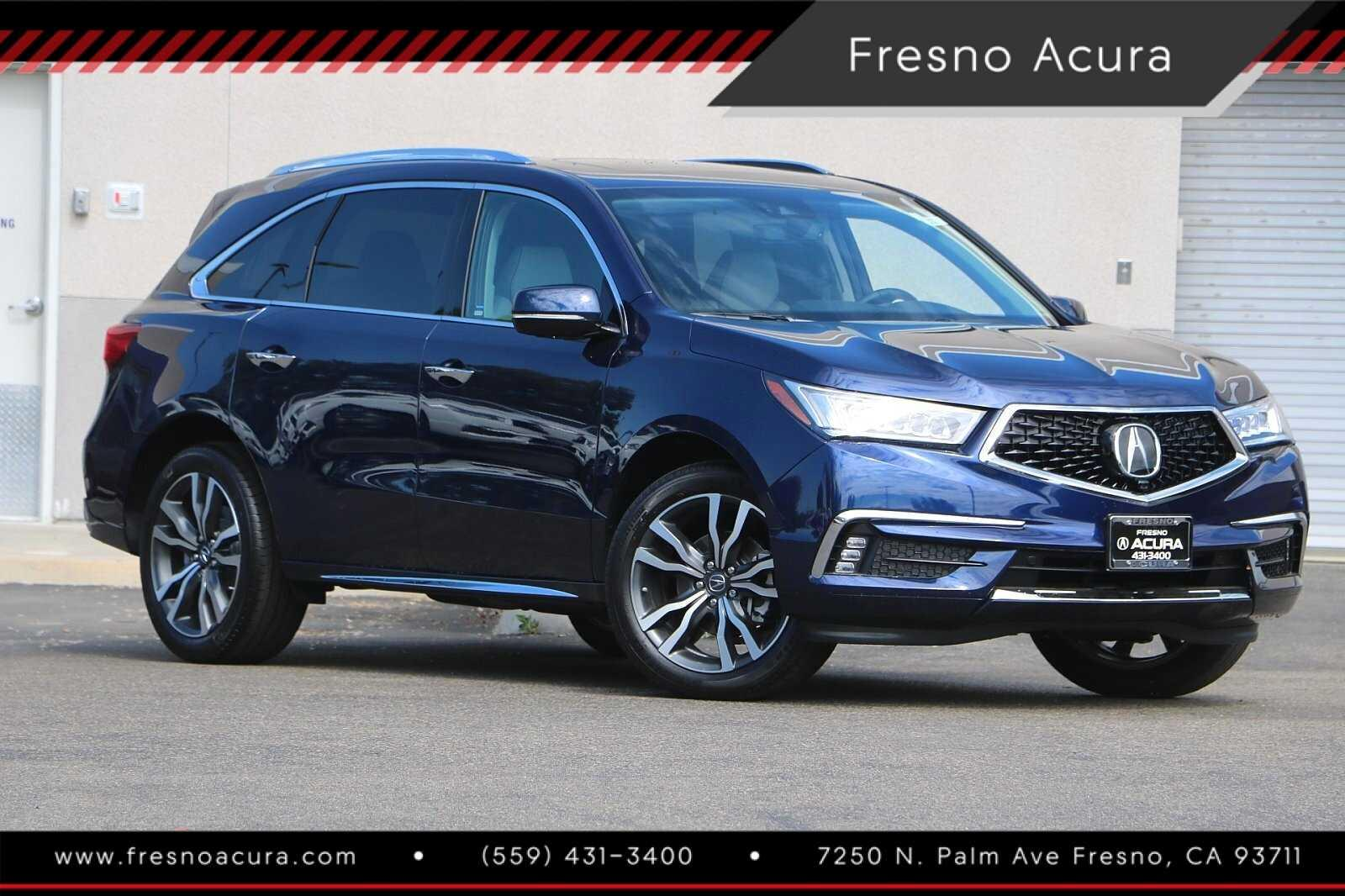 New 2020 Acura MDX SH-AWD with Advance Package