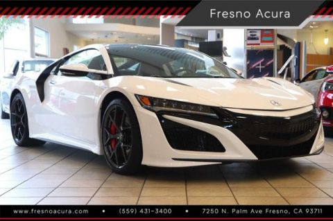 New 2020 Acura NSX