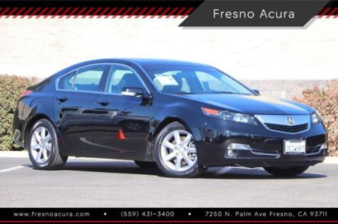 Pre-Owned 2014 Acura TL 4dr Sdn Auto 2WD
