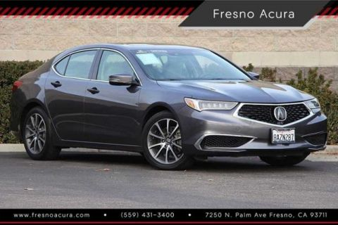 Certified Pre-Owned 2018 Acura TLX 3.5L FWD