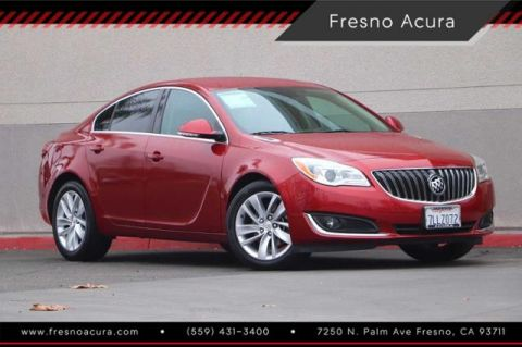 Pre-Owned 2015 Buick Regal 4dr Sdn Turbo FWD