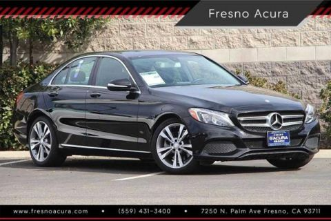 Pre-Owned 2015 Mercedes-Benz C-Class 4dr Sdn C 300 Luxury RWD