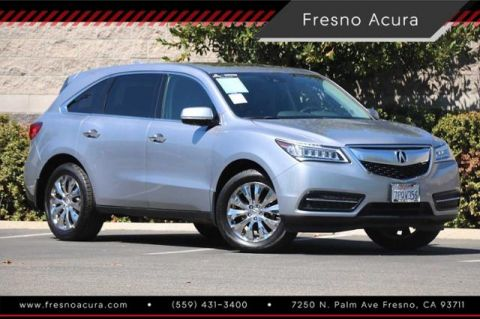 2016 Acura MDX with Technology Package