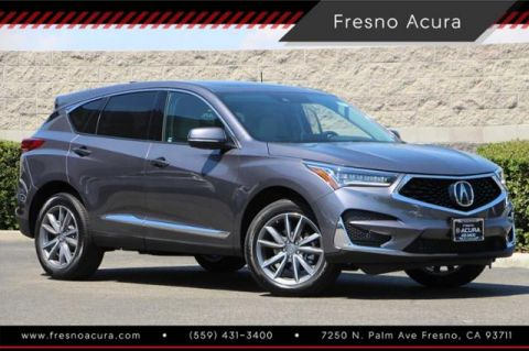 New Acura Rdx Available In Fresno Fresno Acura