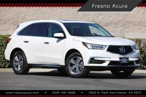 New Acura MDX Available In Fresno Fresno Acura - Acura mdx for sale