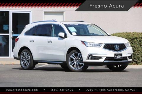 2018 Acura MDX with Advance Package