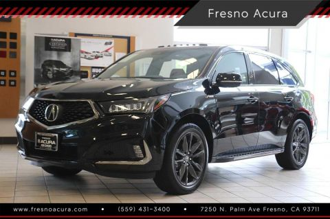 Certified Pre-Owned 2020 Acura MDX SH-AWD with A-Spec Package