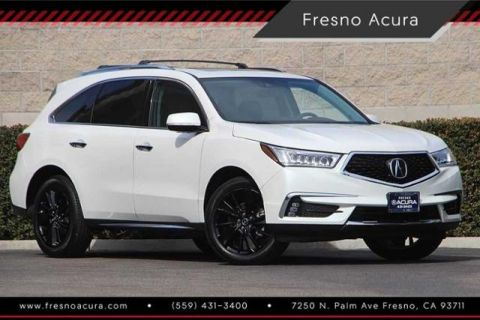 Certified Pre-Owned 2018 Acura MDX SH-AWD with Technology and Entertainment Packages
