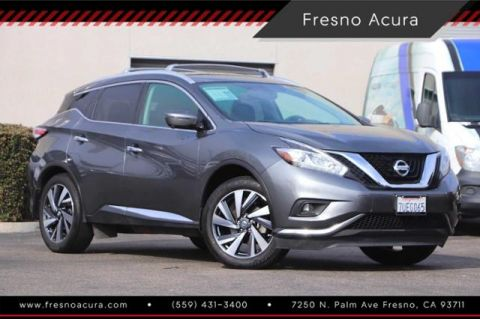 Pre-Owned 2016 Nissan Murano FWD 4dr Platinum