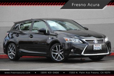 Pre-Owned 2017 Lexus CT CT 200h F Sport FWD
